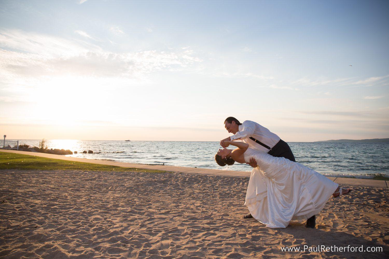 Beach Weddings Lake Michigan Wisconsin